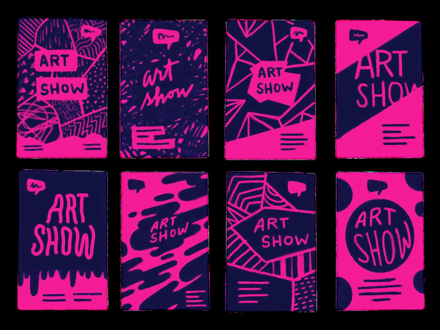 Art-Show-Ideas